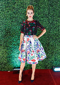 American actress Camilla Belle attends Nordstrom Vancouver Store Opening Gala Red Carpet at Vancouver Art Gallery on September 16 2015 in Vancouver...