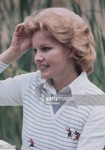 American actress Carroll Baker 31st August 1976
