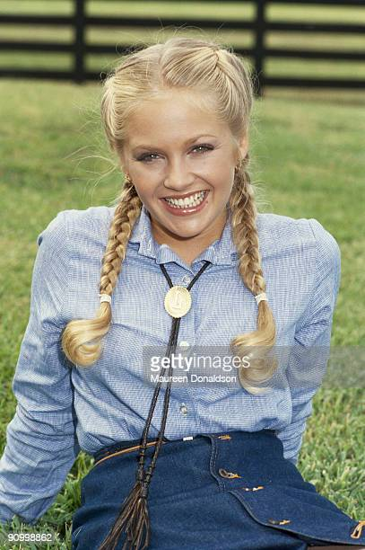 American actress Charlene Tilton circa 1980 She starred in the long running soap opera 'Dallas' between 1978 and 1990