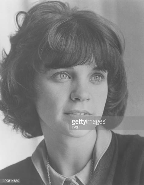 American actress Cindy Williams circa 1975