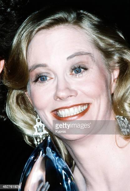 American actress Cybill Shepherd circa 1994