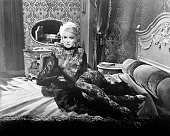 American actress dancer and singer Joey Heatherton as Anne in 'Bluebeard' directed by Edward Dmytryk 1972