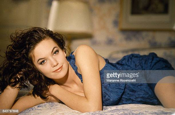 American actress Diane Lane