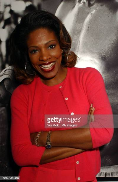 American actress director and organiser of the Jamerican Film Festival Sheryl Lee Ralph attending the 3rd International Black Film Festival at the...