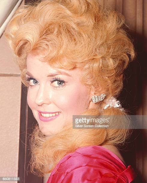 American actress Donna Douglas as Elly May Clampett in the television series 'The Beverly Hillbillies' circa 1965