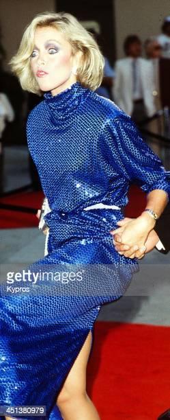 American actress Donna Mills circa 1990