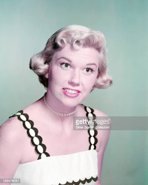 American actress Doris Day circa 1955