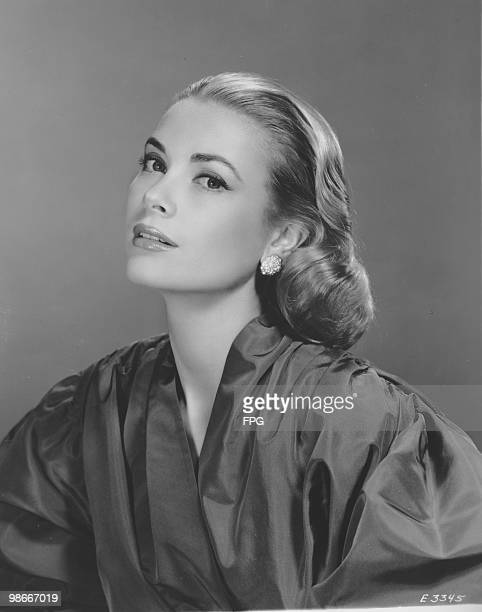 American actress Grace Kelly circa 1955