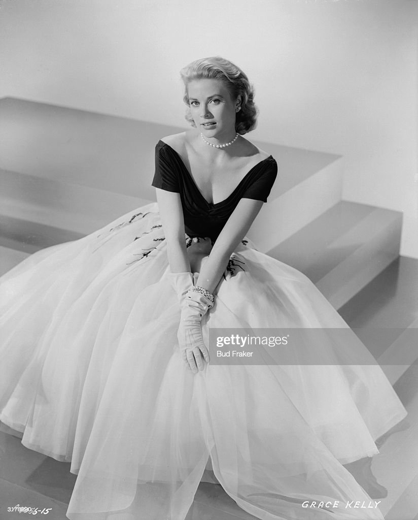 American actress Grace Kelly plays the inquisitive heroine of the crime drama 'Rear Window' directed by Alfred Hitchcock