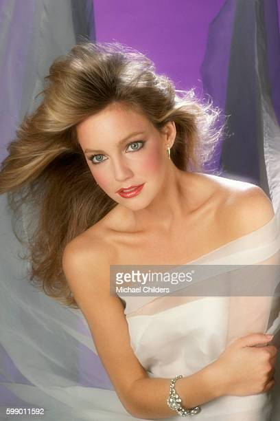 American Actress Heather Locklear