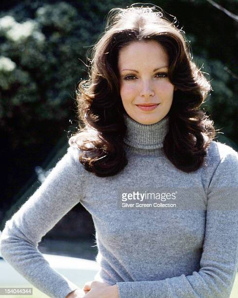 American actress Jaclyn Smith as Kelly Garrett in the American TV show 'Charlie's Angels' circa 1978