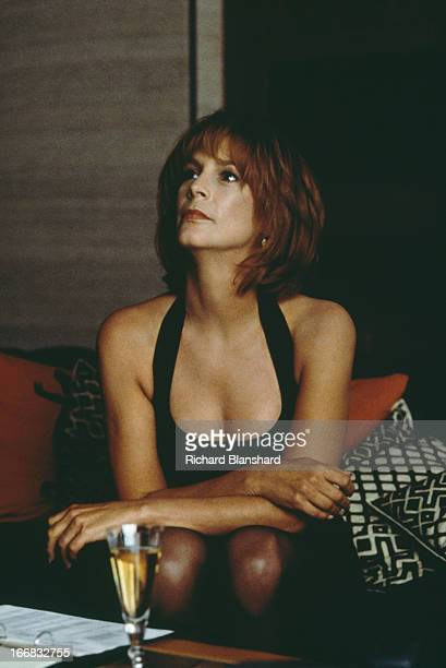 American actress Jamie Lee Curtis stars in the film 'Fierce Creatures' 1997