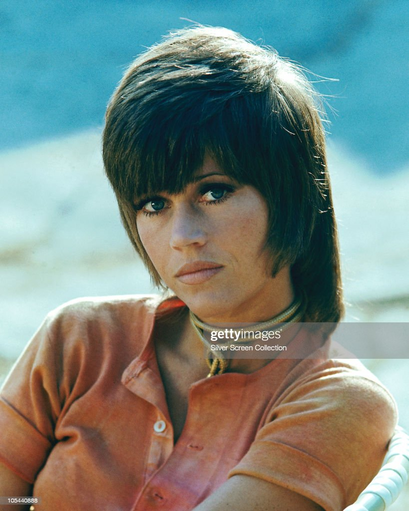 Archive Entertainment On Wire Image: Jane Fonda