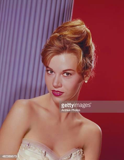 American actress Jane Fonda circa 1962