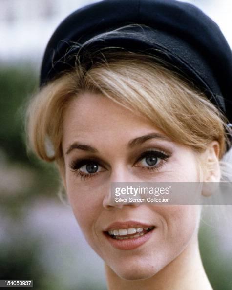 American actress Jane Fonda circa 1965