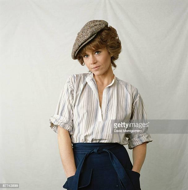 American actress Jane Fonda circa 1980