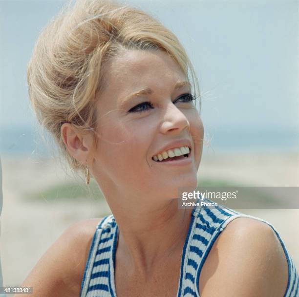 American actress Jane Fonda Hollywood USA December 1965