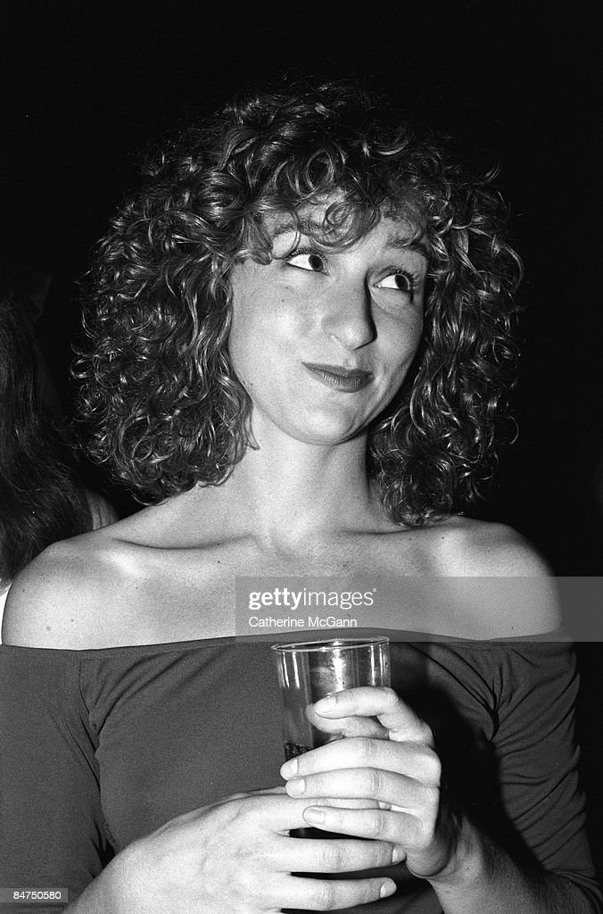American actress Jennifer Gray poses for a photo at a party for the premiere of her film 'Dirty Dancing' in August 1987 in New York City, New York.