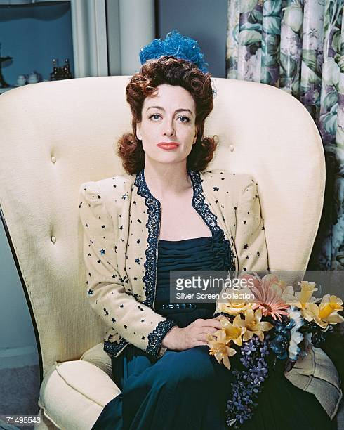 American actress Joan Crawford circa 1940