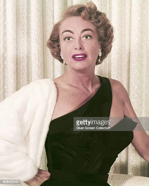 American actress Joan Crawford circa 1950