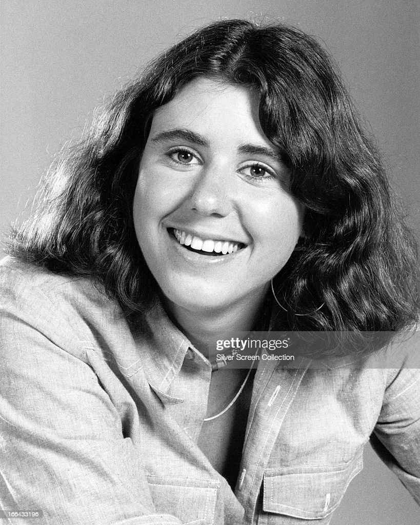 American actress <a gi-track='captionPersonalityLinkClicked' href=/galleries/search?phrase=Julie+Kavner&family=editorial&specificpeople=1545588 ng-click='$event.stopPropagation()'>Julie Kavner</a>, 1974.