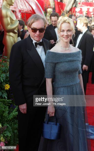 American actress Laura Linney who starred in the series 'Tales of the City' arrives at the Dorothy Chandler Pavilion in Los Angeles for the 71st...