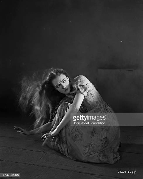 American actress Lillian Gish as 'Letty' in the MGM film 'The Wind' 17th May 1927
