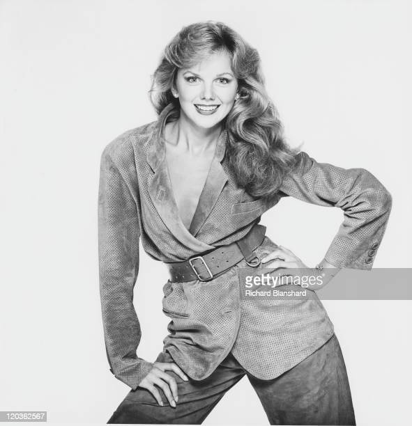 American actress Linda Purl circa 1980