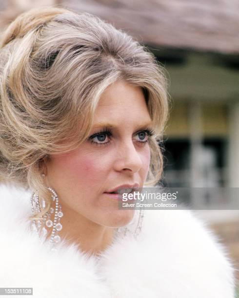 American actress Lindsay Wagner circa 1977