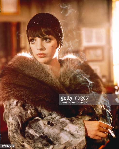 American actress Liza Minnelli as Sally Bowles in 'Cabaret' directed by Bob Fosse 1972