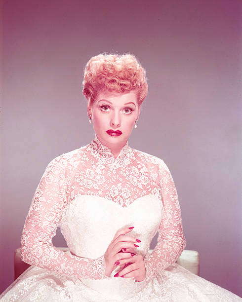 Vance & Ball In 'I Love Lucy' Pictures