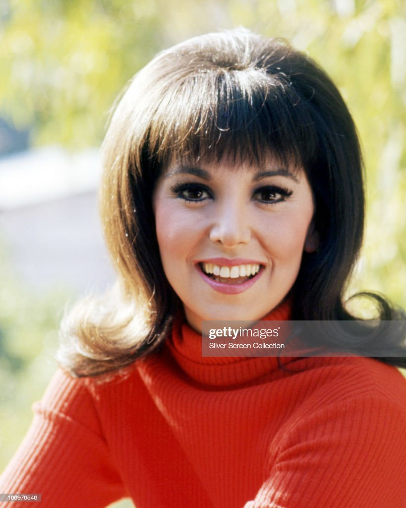 American actress Marlo Thomas circa 1968