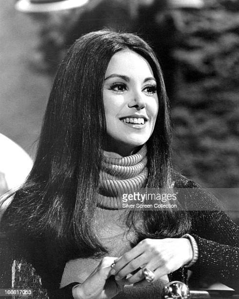American actress Marlo Thomas circa 1969