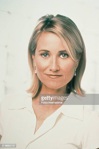 American actress Maureen McCormick circa 1997