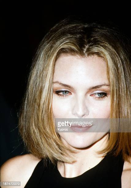 American actress Michelle Pfeiffer circa 1990