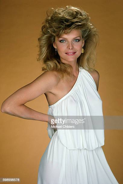 American Actress Michelle Pfeiffer
