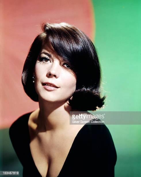 American actress Natalie Wood circa 1966