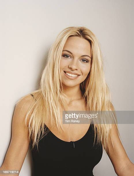 American actress Pamela Anderson 24th May 1993