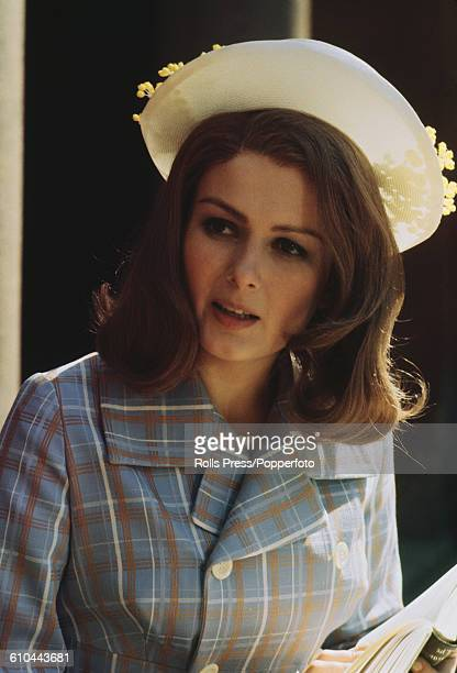 American actress Pamela Tiffin pictured in character as Marisa during production of the Italian film 'Torture Me But Kill Me with Kisses' in Rome...