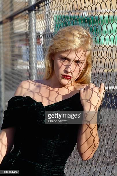 American actress Patricia Arquette