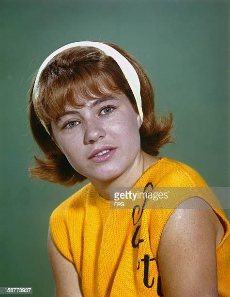 American actress Patty Duke star of 'The Patty Duke Show' circa 1965