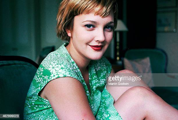 American actress photographed in London 25th April 1997