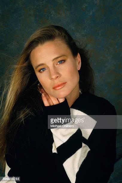 American actress Robin Wright