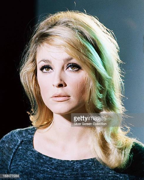 American actress Sharon Tate circa 1968