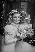 UNS: Sharon Tate's Wedding Dress Sells At Auction