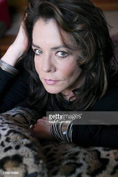 American actress Stockard Channing circa 2005