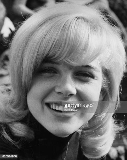 American actress Sue Lyon during a reception at the Dorchester Hotel in London 5th October 1964 She is in the UK to publicise her latest film 'The...