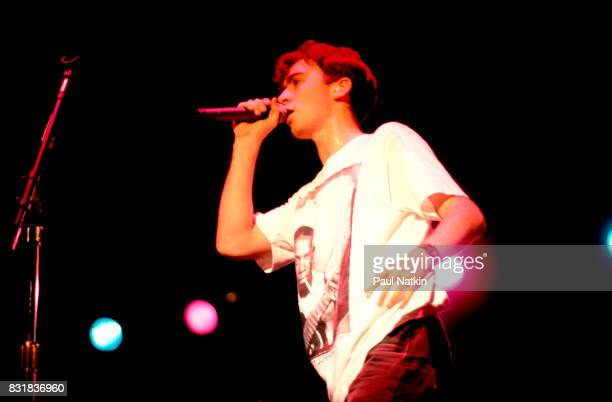 American alternative rock band Live performs at the Aragon Ballroom in Chicago Illinois April 10 1992