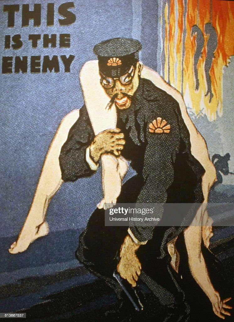 anti japanese propagnda of ww2 in america Exuberant, ugly, energetic, funny and hated - just a few keywords that describe this collection of german propaganda posters from the 20th century.