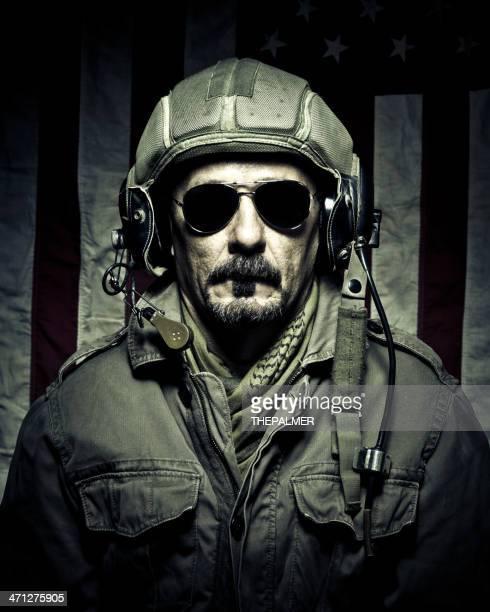 Armée américaine Pilote d'hélicoptère